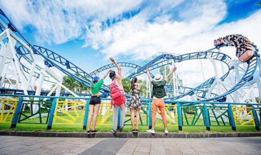 Cập nhật tiến độ Công viên nước và Bể bơi Thanh Hà, dự kiến ngày 01/6/2019 Khai trương.