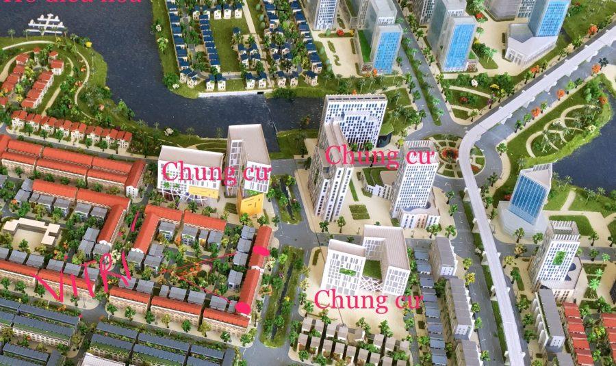 Download mặt bằng tổng thể dự án Thanh Hà cienco5