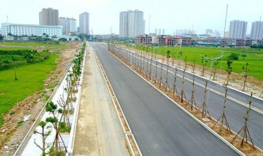 Bán 102m2 góc vườn hoa đường 25m Liền kề Thanh Hà giá rẻ cho nhà đầu tư
