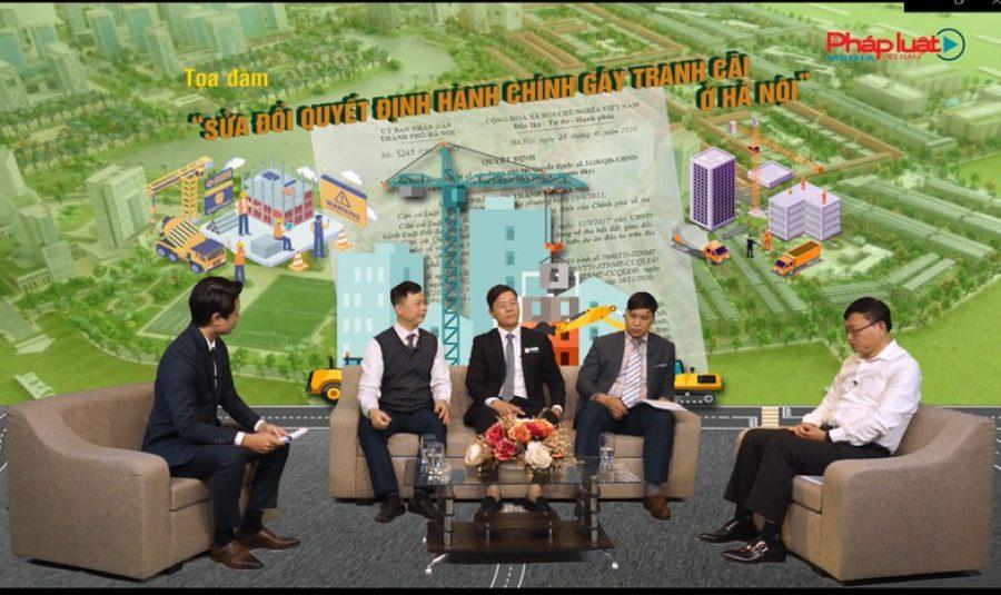 Chuyên gia khẳng định việc lấy đất của Doanh nghiệp này giao cho Doanh nghiệp khác là Sai Luật.